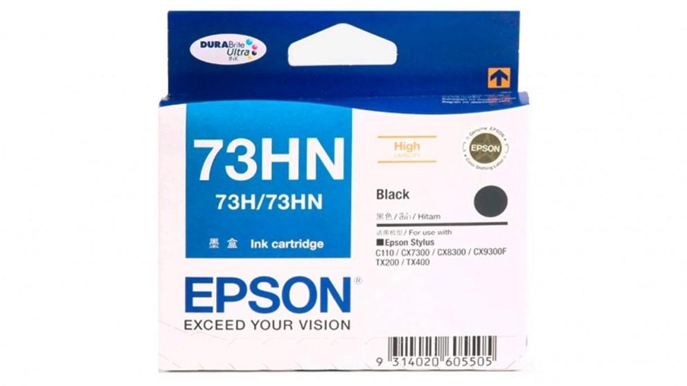 Epson 73HN104 High Capacity Ink Cartridge - Black