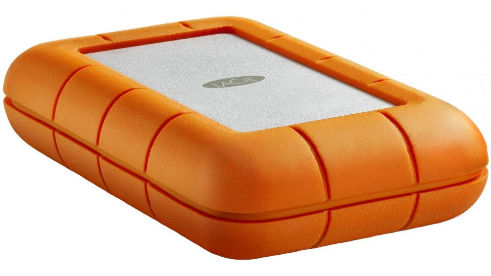 Buy Lacie Rugged Raid 4tb Portable Hard Drive Harvey Norman Au