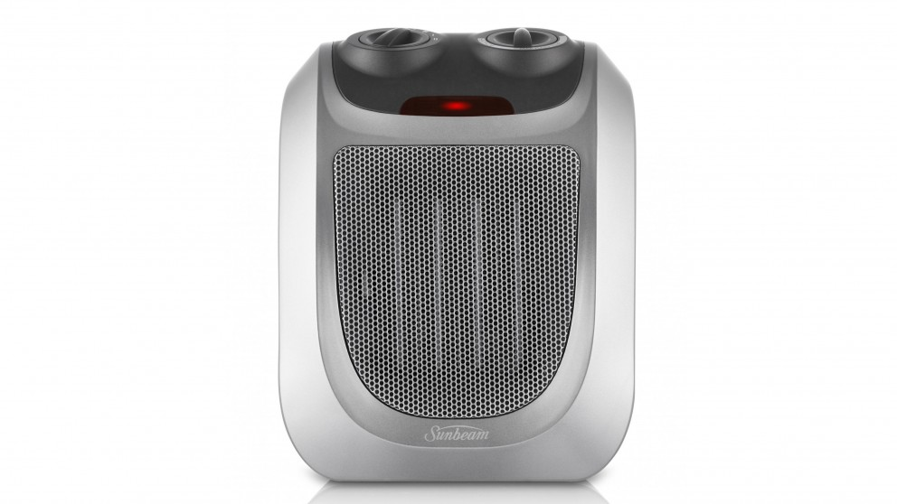 Sunbeam Compact Ceramic Fan Heater