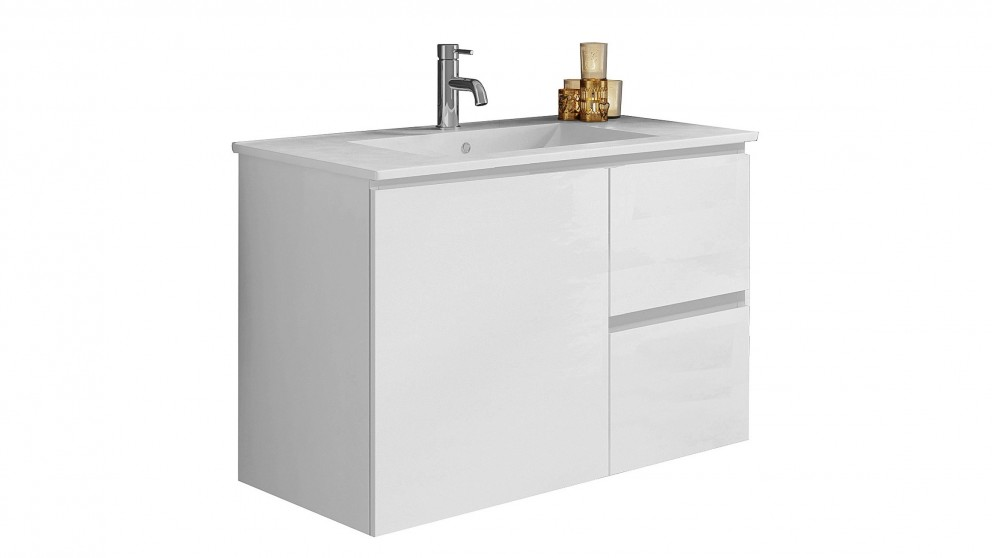 Timberline Ostia 750mm Wall Hung Vanity