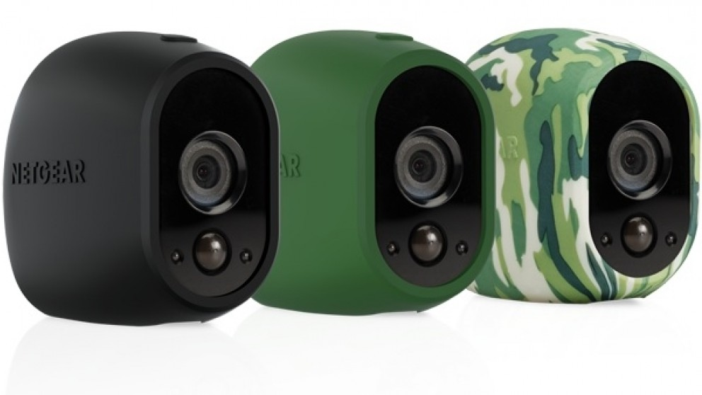 Netgear Arlo Silicone Skins - Coloured x3