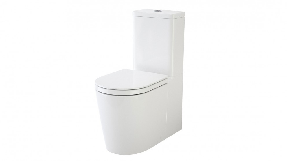 Caroma Liano Wall Faced Close Coupled Toilet Suite