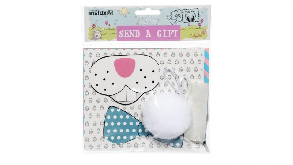 Instax Send A Gift Card - Easter
