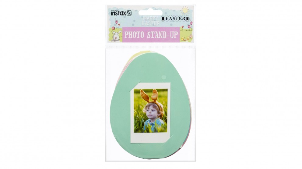 Instax Photo Stand-Up - Easter Egg