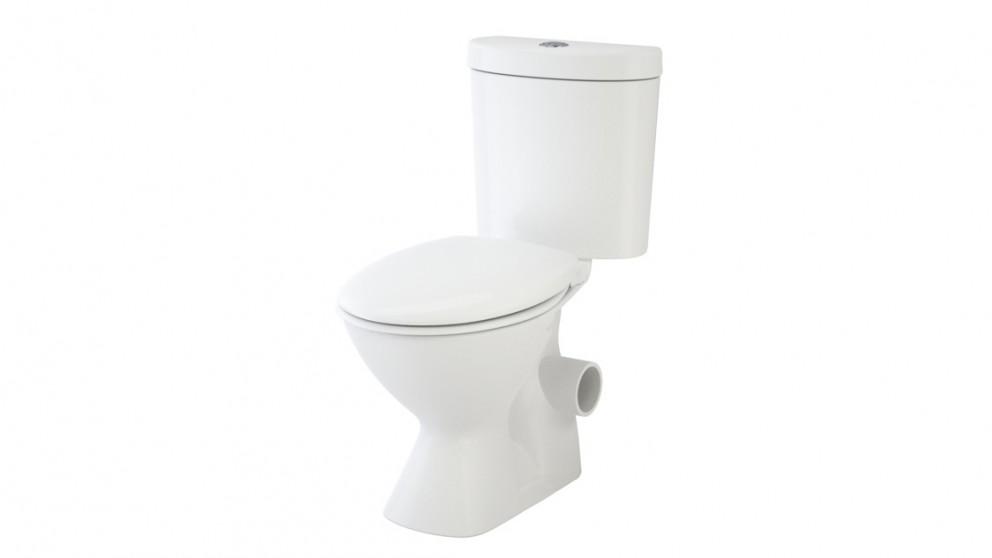 Caroma Profile 4 Trap Toilet Suite - Left Skew