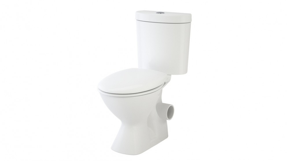 Caroma Profile 4 Trap Toilet Suite - Right Skew