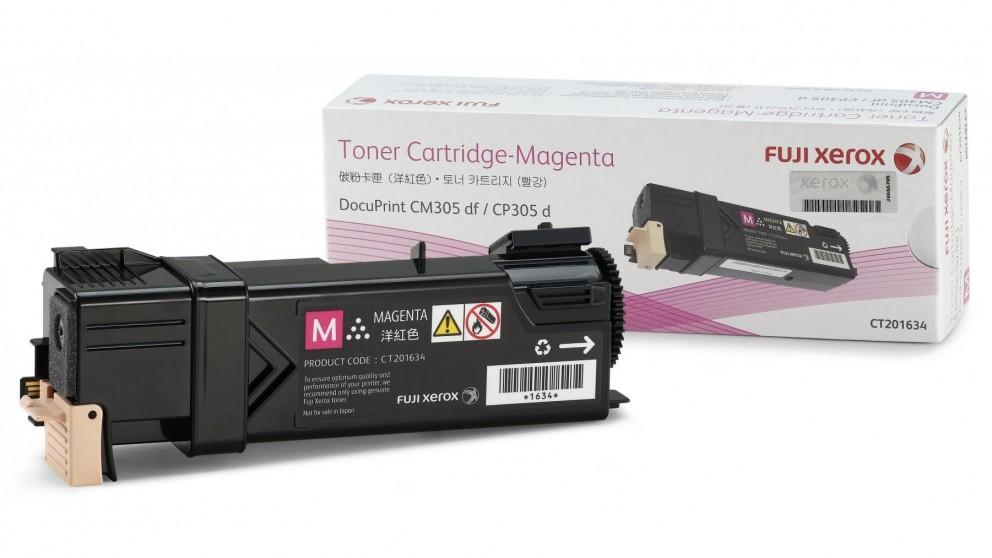 Fuji Xerox CT201634 Toner Cartridge - Magenta