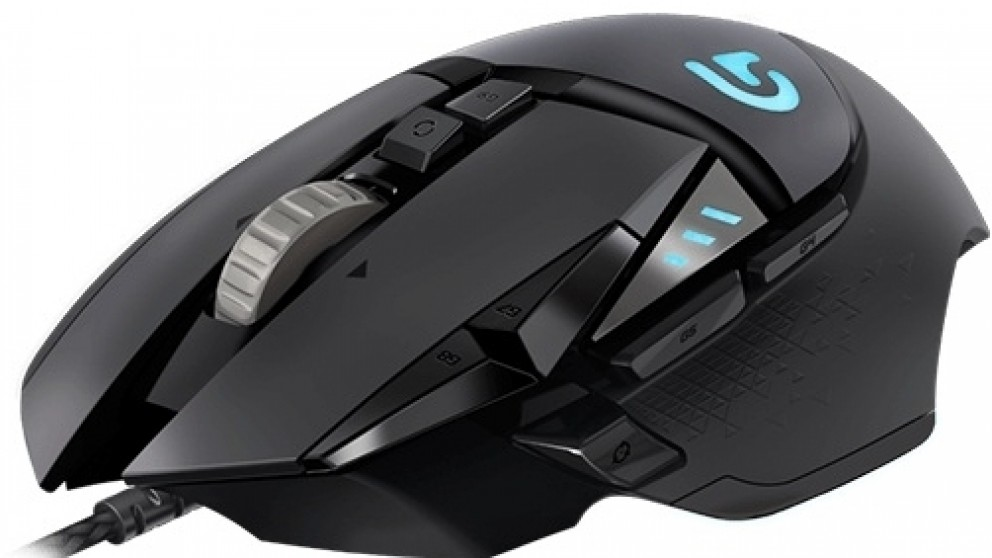 Buy Logitech G502 Proteus Spectrum Gaming Mouse Harvey