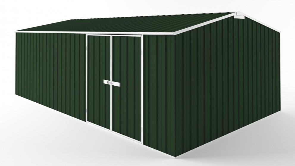 EasyShed D6038 Truss Roof Garden Shed - Caulfield Green