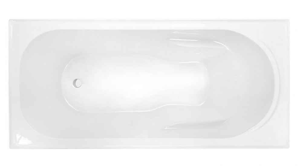 Decina Prato 1790mm Bath with Smooth Base