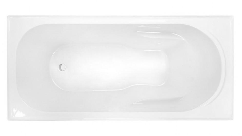 Decina Prato 1790mm Bath with Smooth Base