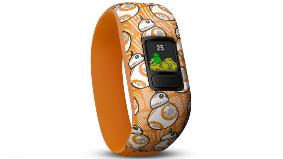 Camera Caché Star Wars : Buy garmin vivofit jr 2 stretchy activity tracker star wars bb8
