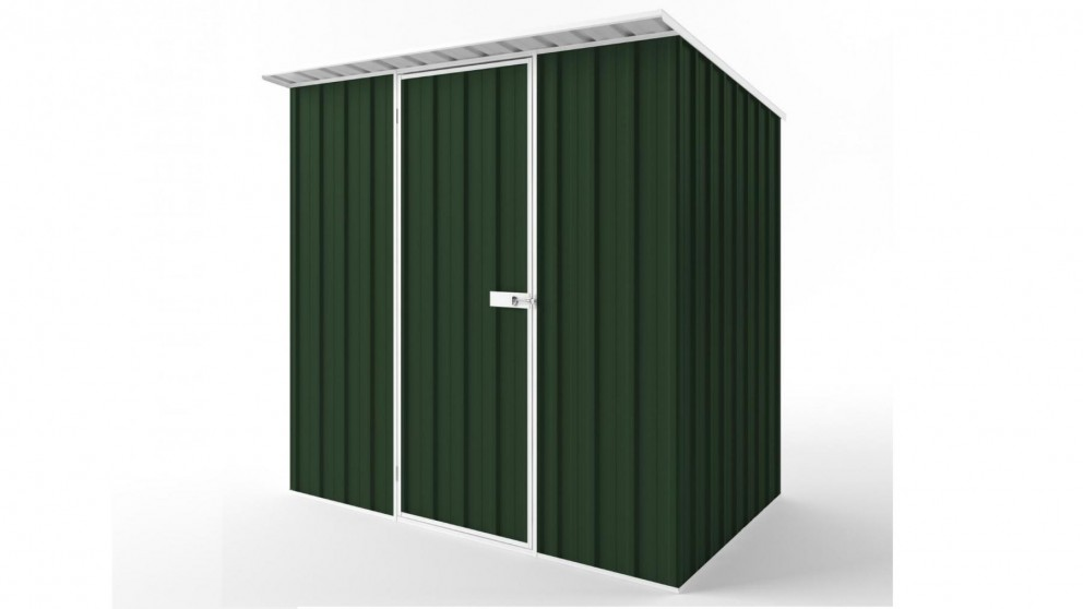 EasyShed S2315 Skillion Roof Garden Shed - Caulfield Green