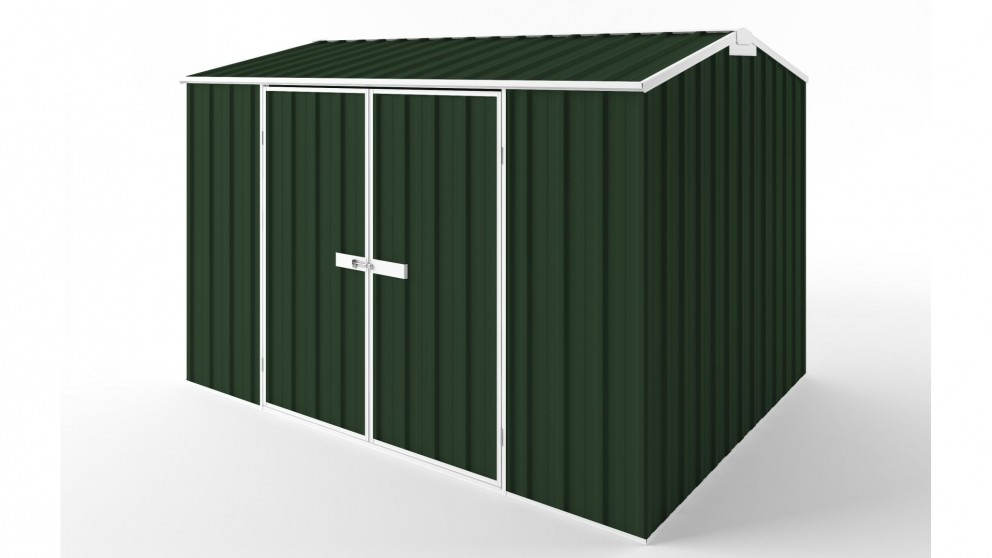 EasyShed D3023 Gable Roof Garden Shed - Caulfield Green