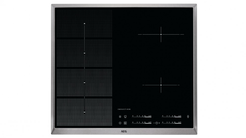 AEG 600mm 4 Zone Hob2Hood Induction Cooktop