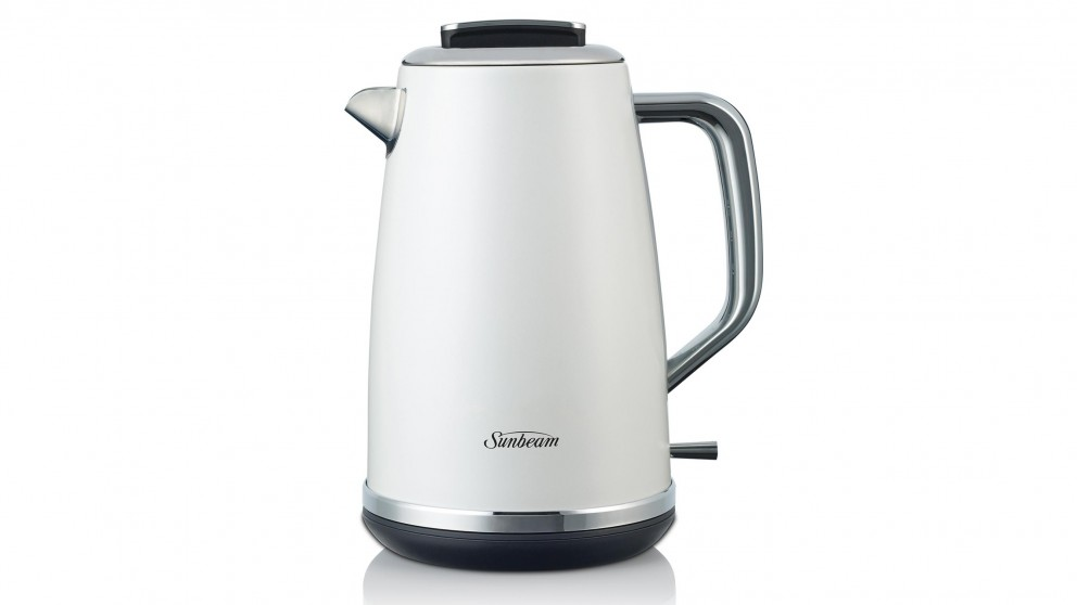 Sunbeam Gallerie Collection 1.7L Kettle - White Sky