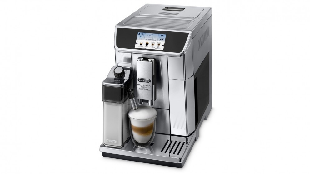 DeLonghi Primadonna Elite Experience Coffee Machine