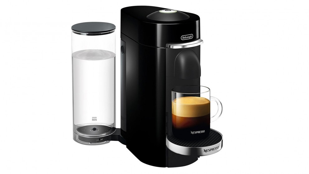 Buy Delonghi Nespresso Vertuo Plus Coffee Machine Black