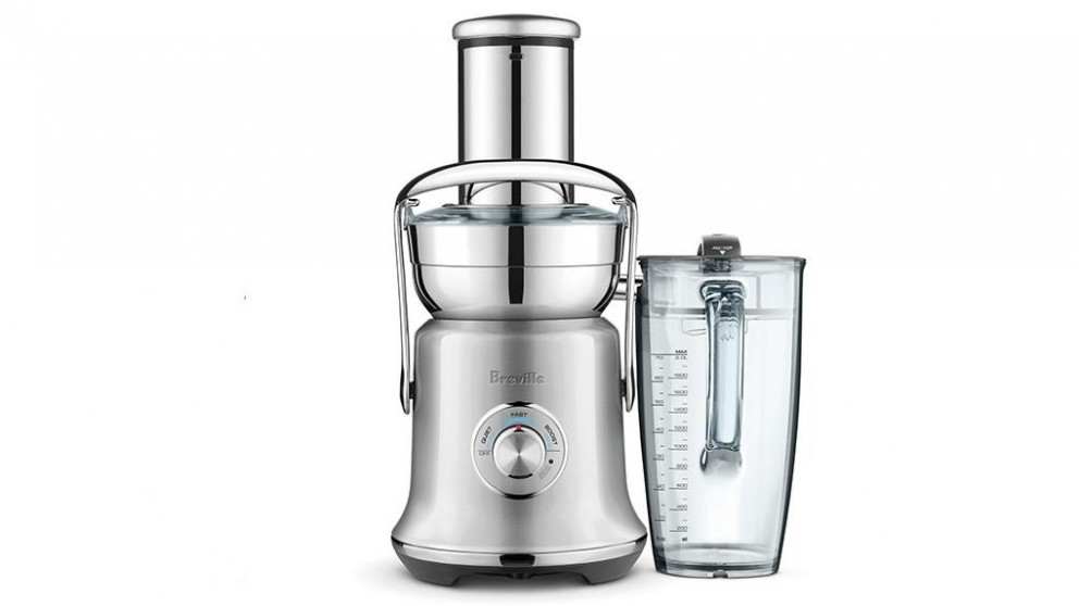 Breville XL Fountain Cold Juicer - Silver