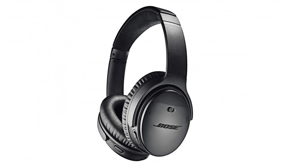Bose QuietComfort 35 Series II Over-Ear Wireless Headphones - Black