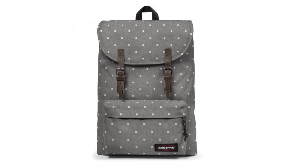Eastpak London Laptop Bag - White Squares