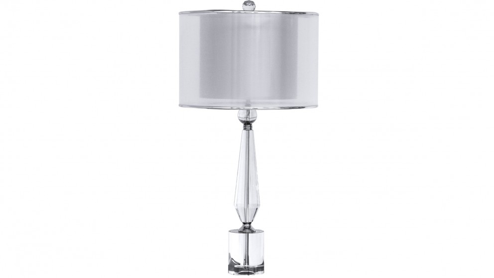 Buy Ada Sheer Shade Crystal Table Lamp Harvey Norman Au