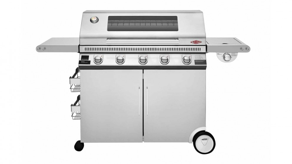 BeefEater Discovery 1100S 5-Burner Stainless Steel BBQ