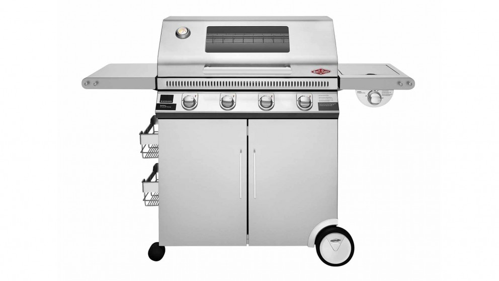 BeefEater Discovery 1100S 4-Burner Stainless Steel BBQ