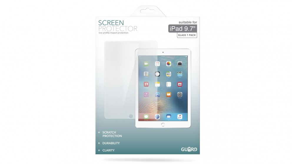 """Guard Screen Protector for 9.7"""" iPad - 1 Pack"""