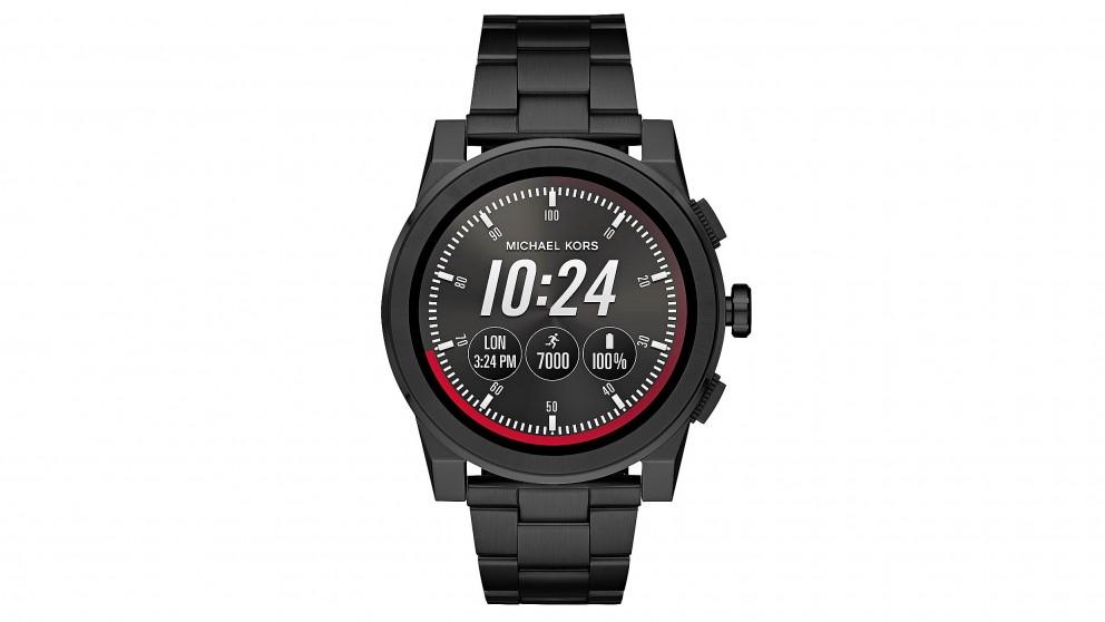 Michael Kors Access Grayson Smart Watch - Black Tone
