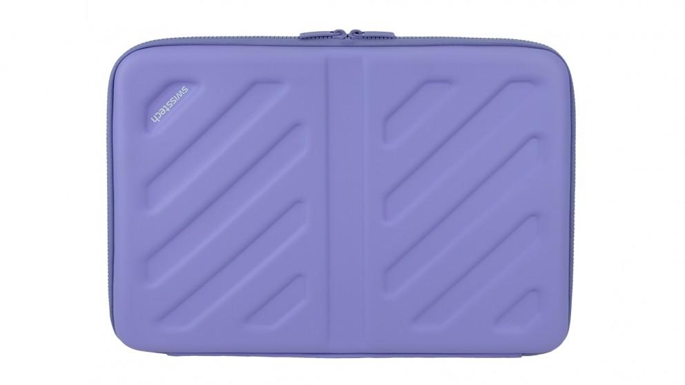 "SwissTech 13.3"" Hard Protective Laptop Case - Lilac"
