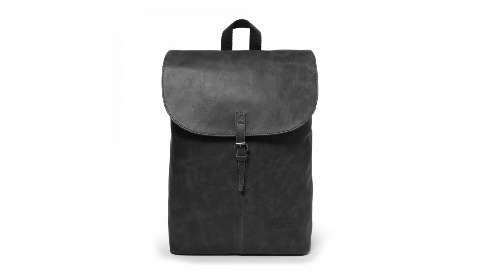 Eastpak Ciera Laptop Bag - Black Ink Leather
