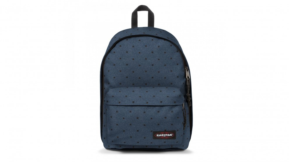 Eastpak Out of Office Laptop Bag - Black Squares