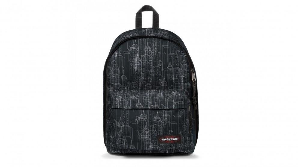 Eastpak Out of Office Laptop Bag - Black Blocks