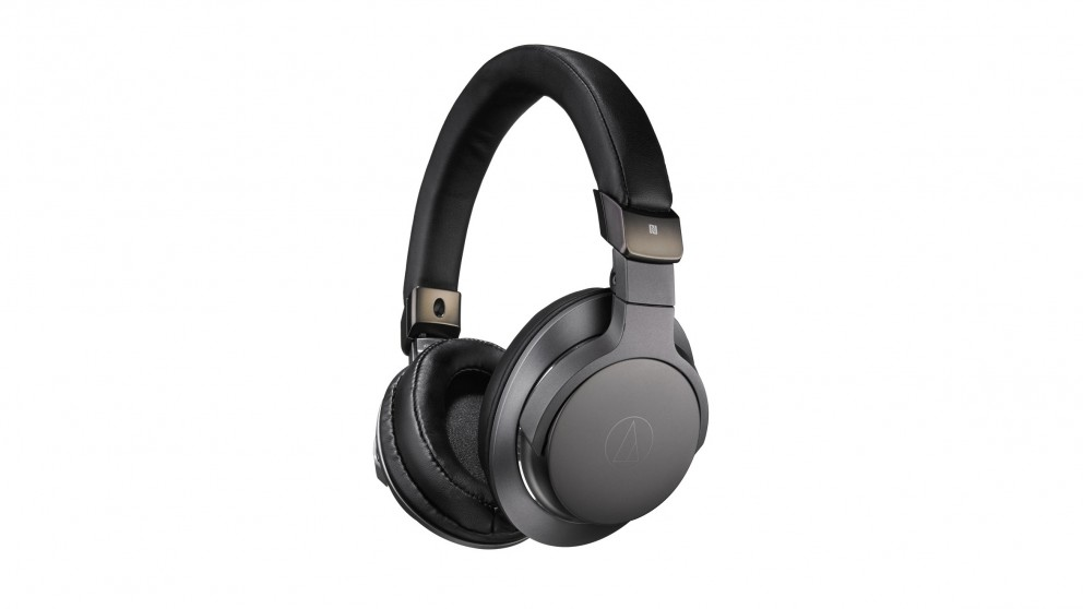 Audio-Technica AR5BT Wireless Over-Ear Headphones - Silver