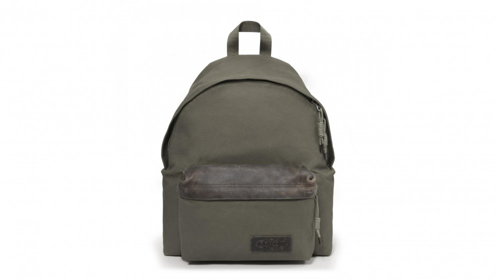 Eastpak Padded Pak'r Laptop Bag - Axer Moss