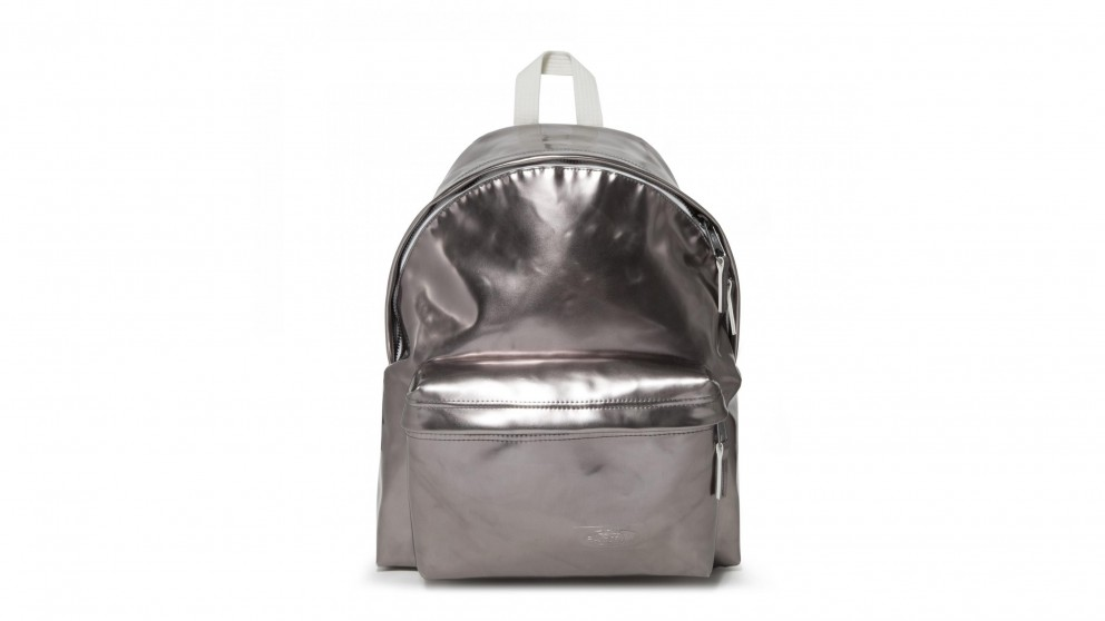 Eastpak Padded Pak'r Laptop Bag - Dark Silver