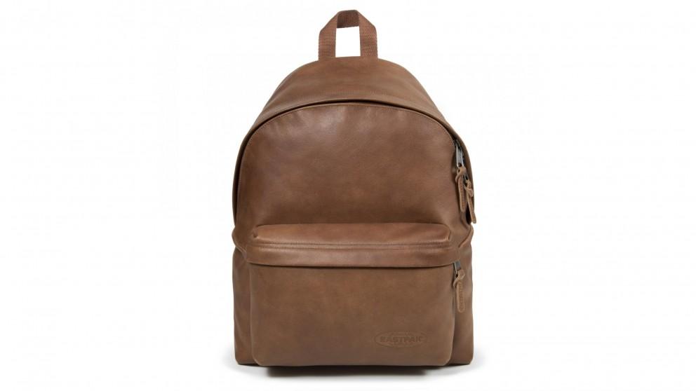 Eastpak Padded Pak'r Laptop Bag - Brownie Leather