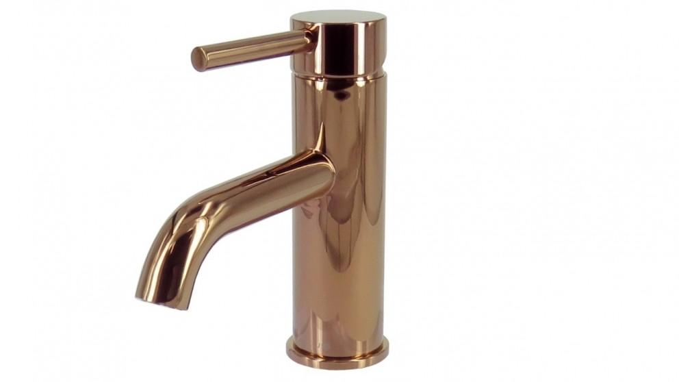 Arcisan Axus Pin Lever Basin Mixer - Rose Gold PVD