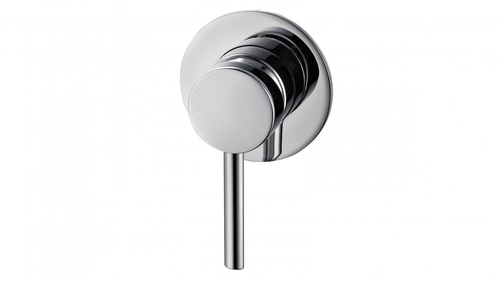 Arcisan Axus Pin Lever Bath/Shower Mixer - Chrome