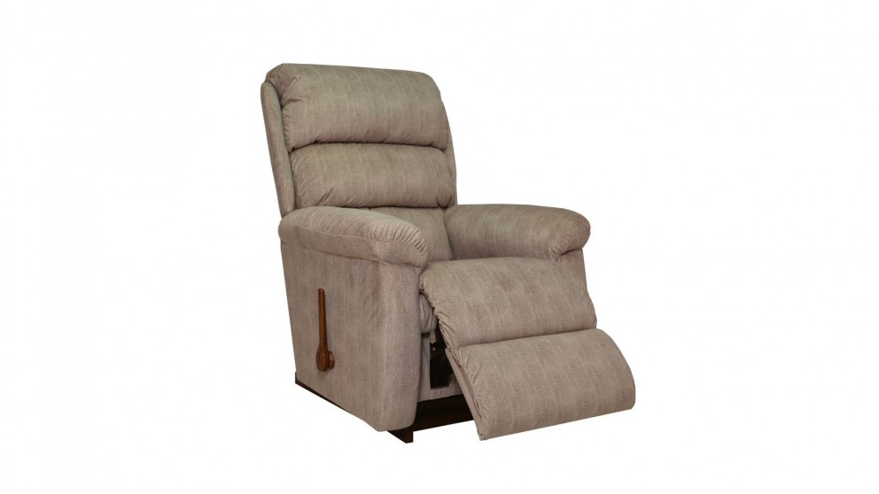 Rapids Fabric Rocker Recliner