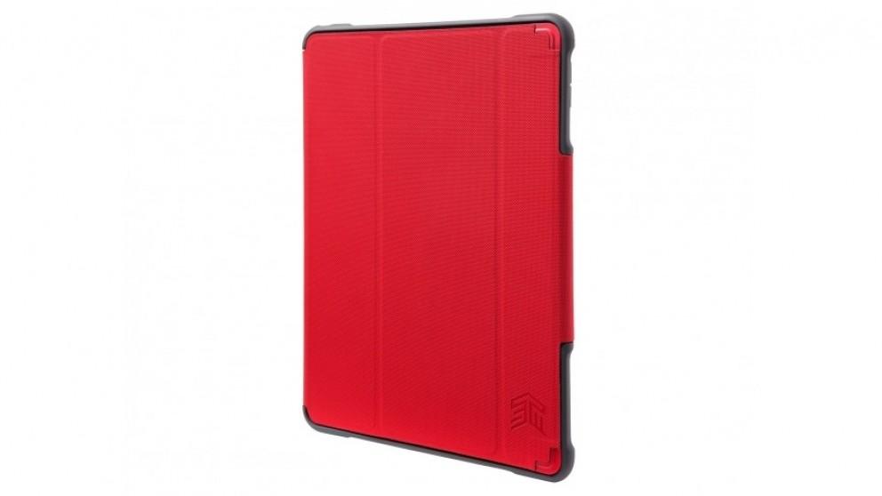STM DUX Plus Case for iPad Pro 10.5 - Red