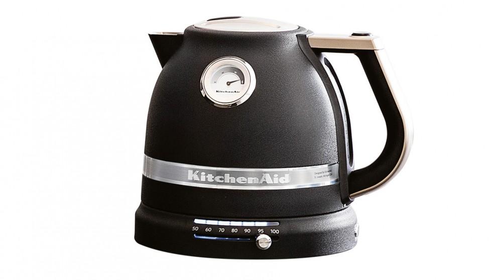 Awe Inspiring Kitchenaid Proline 1 5L Electric Kettle Cast Iron Black Download Free Architecture Designs Grimeyleaguecom