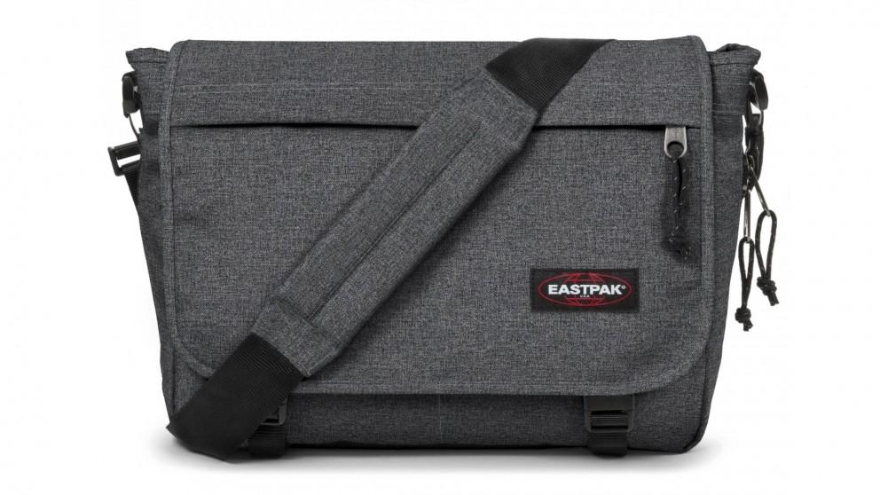 Eastpak Delegate Laptop Bag - Black Denim