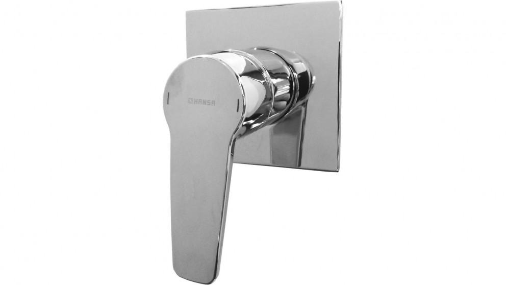 Hansa Polo Neu Quad Shower or Bath Mixer with In-Wall Body