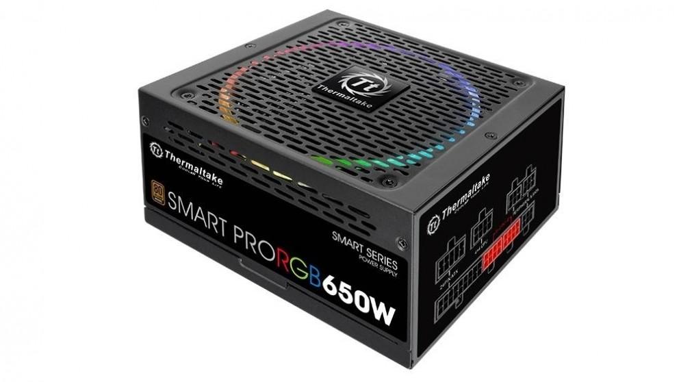 Thermaltake Smart Pro RGB 650W Power Supply
