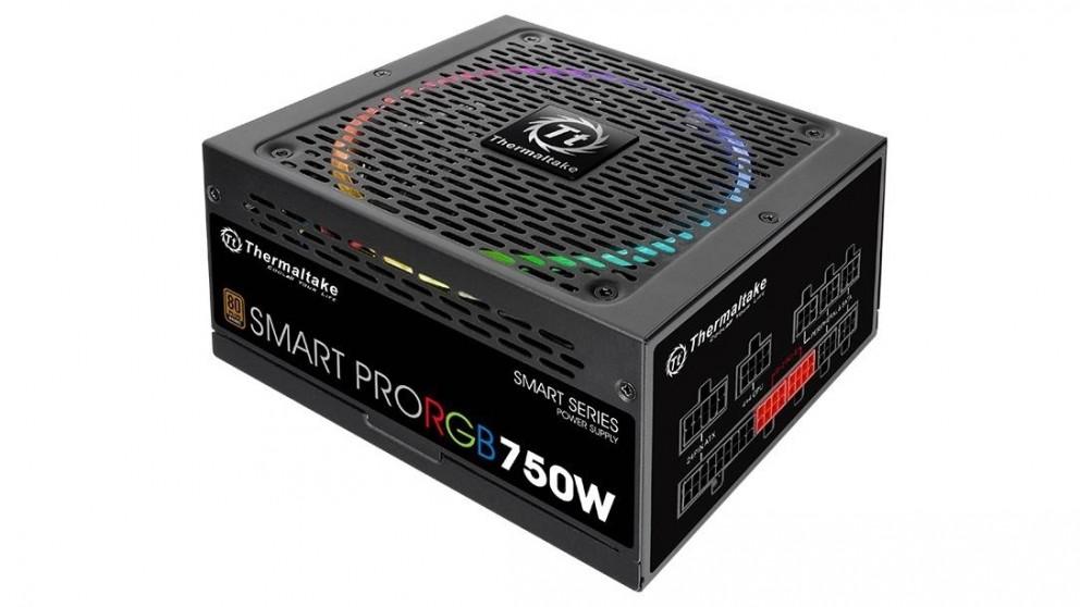 Thermaltake Smart Pro RGB 750W Power Supply
