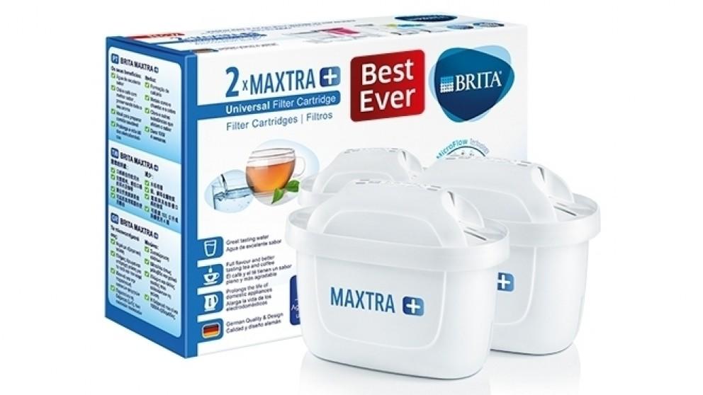 Brita Maxtra Filter for Jugs - 2 Pack