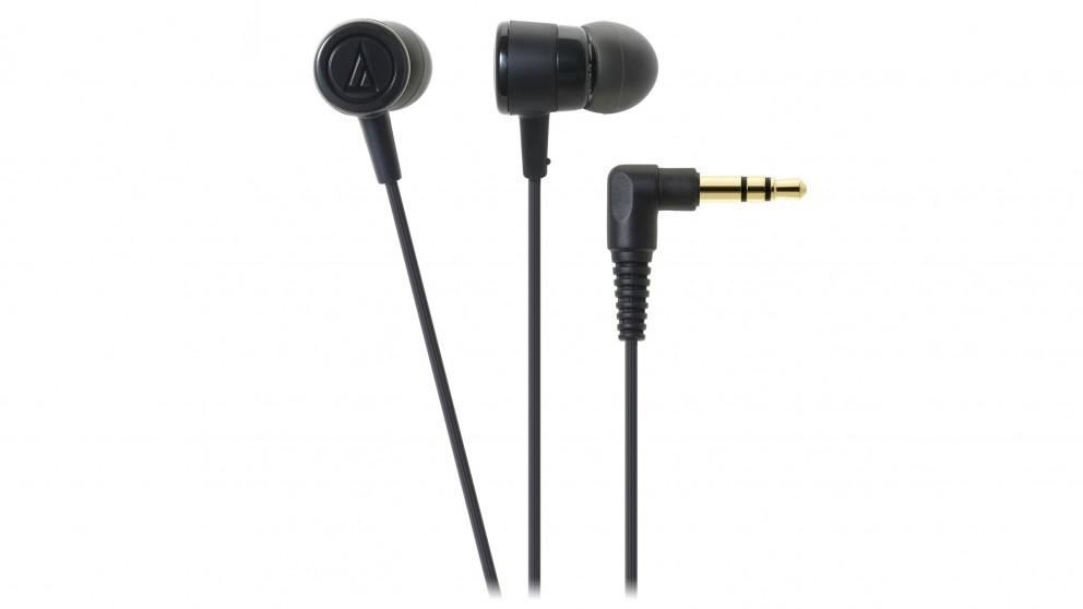 Audio Technica CKL220 Dip In Ear Headphones - Black