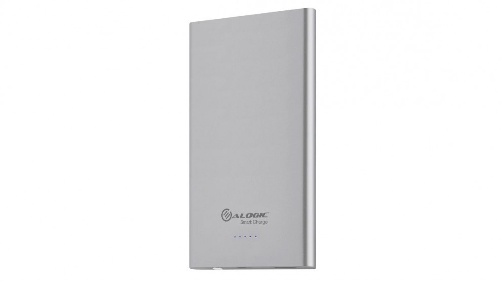 Alogic 5200mAh USB-C Portable Power Bank - Space Grey